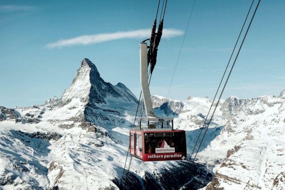Weekend ski 2019 à CERVINA-ZERMATT