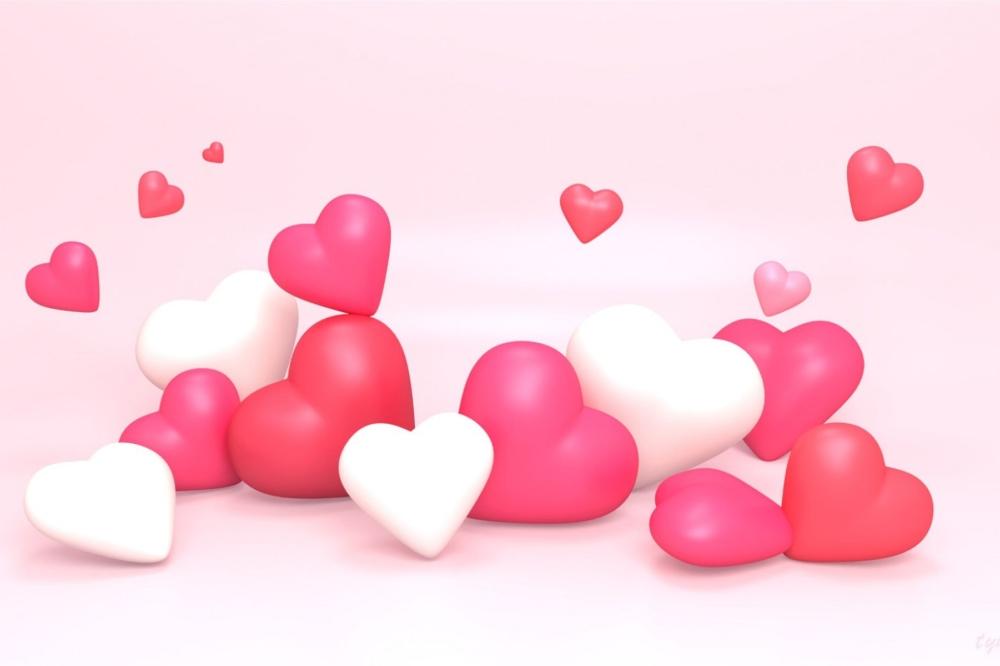 Vendredi 14 février, c'est la saint Valentin !
